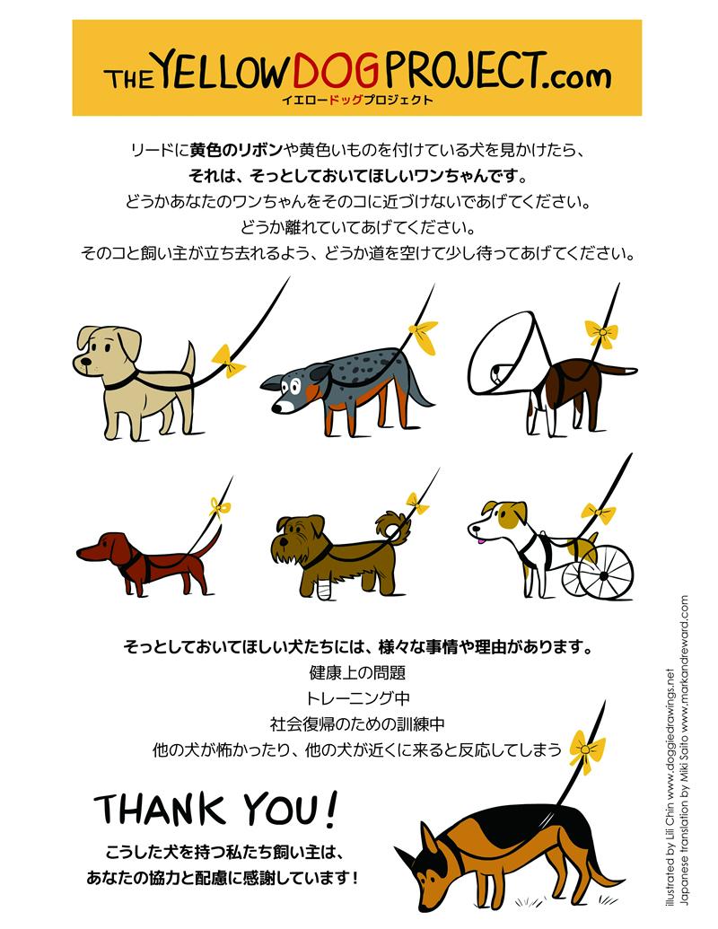 Yellow Dog Projectポスター
